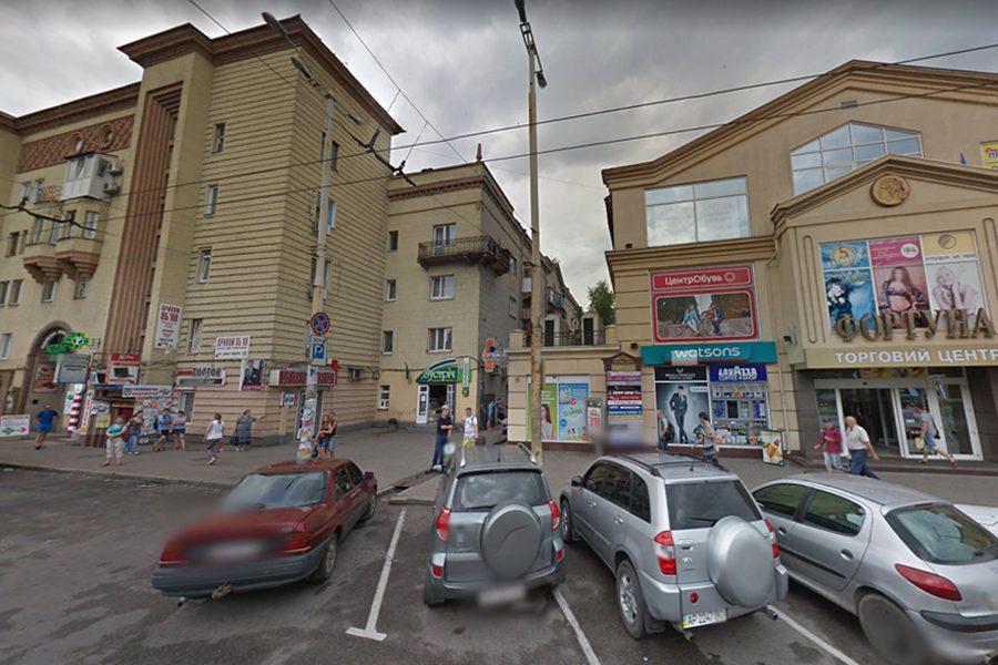 torgovыj czentr fortuna sobornыj 177 - <b>Запорожье, которого нет.</b> Заборона рассказывает, почему в индустриальном городе мало кто замечает уникальный архитектурный памятник - Заборона