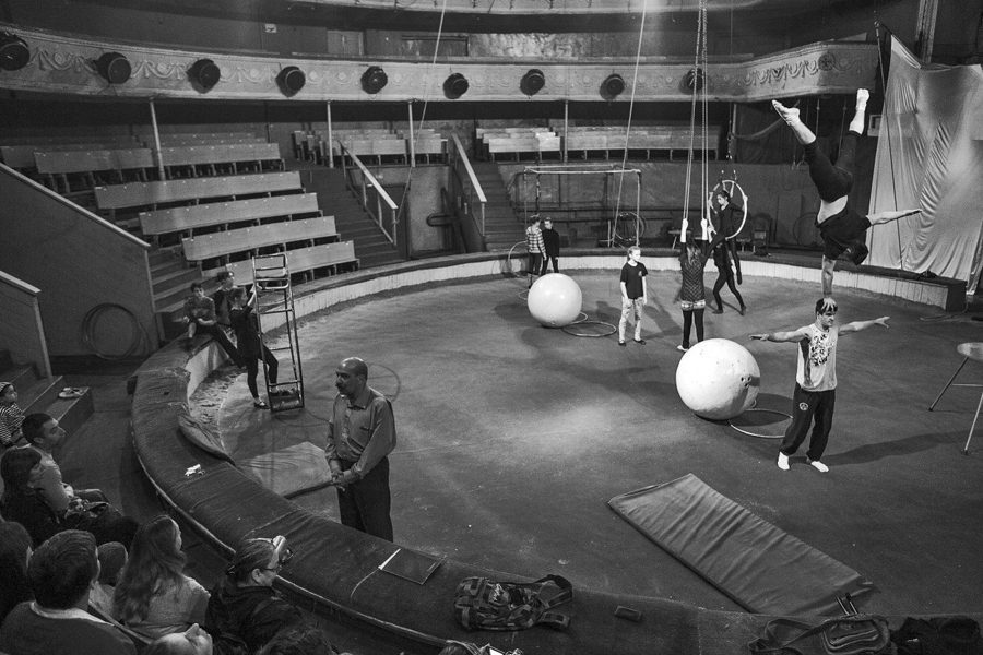 13 - <b>Цирк із проблемами. </b>Заборона розповідає, як Старий цирк у Харкові став непотрібним державі - Заборона
