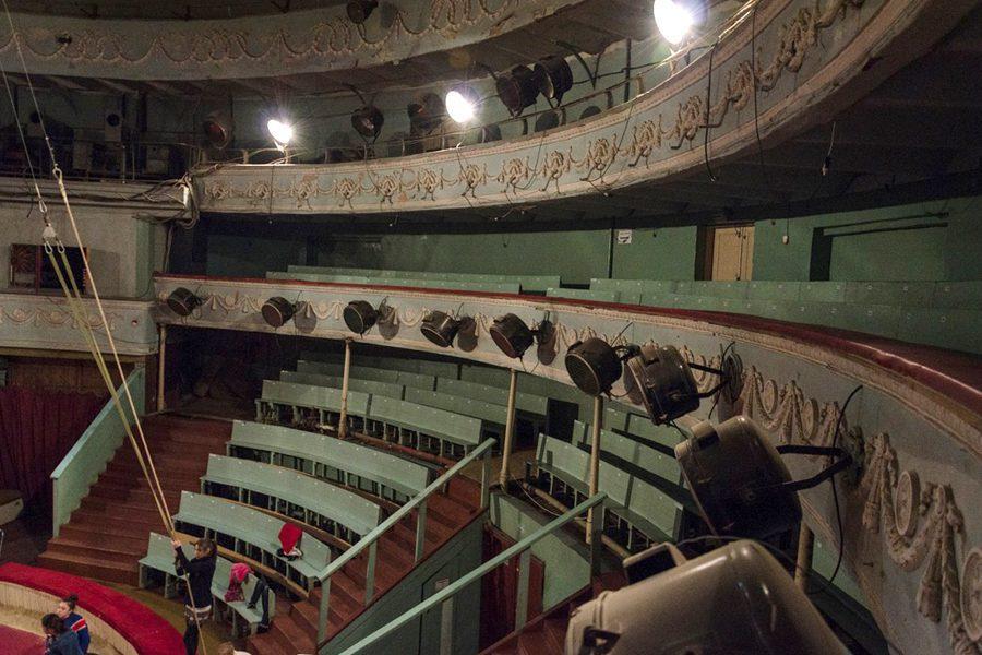 18 - <b>Цирк із проблемами. </b>Заборона розповідає, як Старий цирк у Харкові став непотрібним державі - Заборона