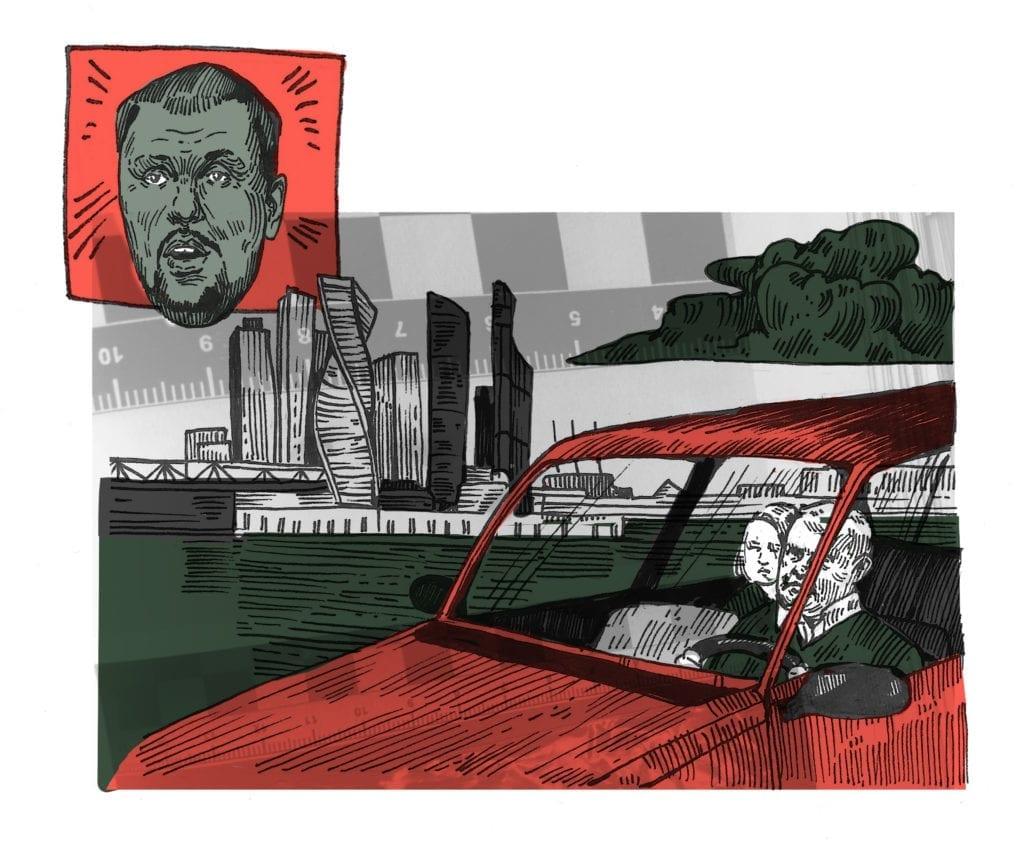 1color2 2 1024x843 - <b>Меж двух огней.</b> Заборона рассказывает версию убийства Шеремета, которую проигнорировала полиция. <br>Часть 1</br> - Заборона