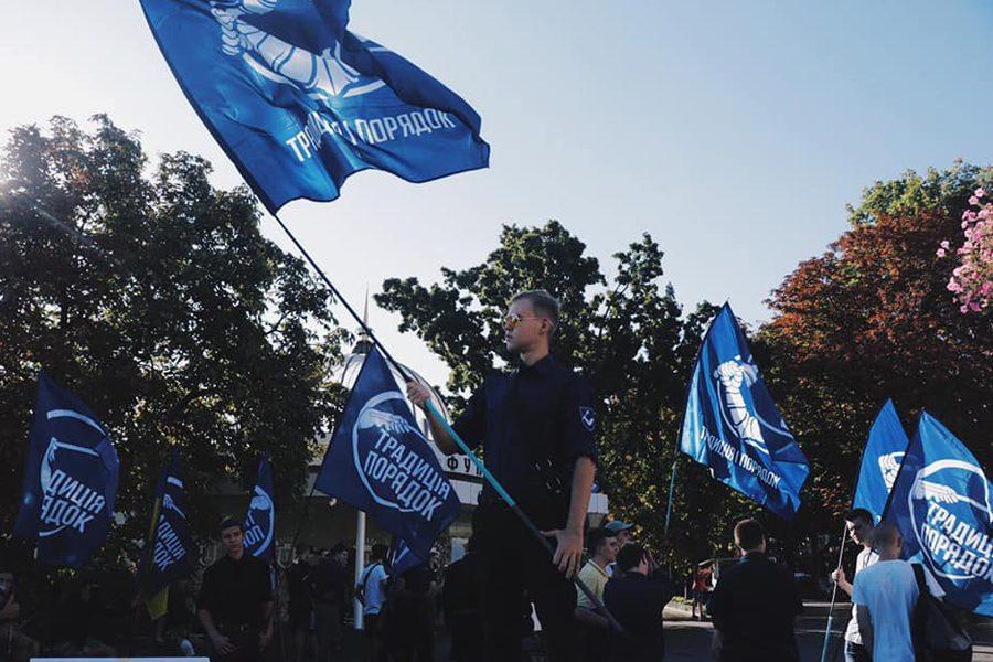 2 1 - <b>В Одессе радикалы напали на Марш равенства.</b> Полиция не реагировала на это, а агрессоров не будут судить за гомофобию - Заборона
