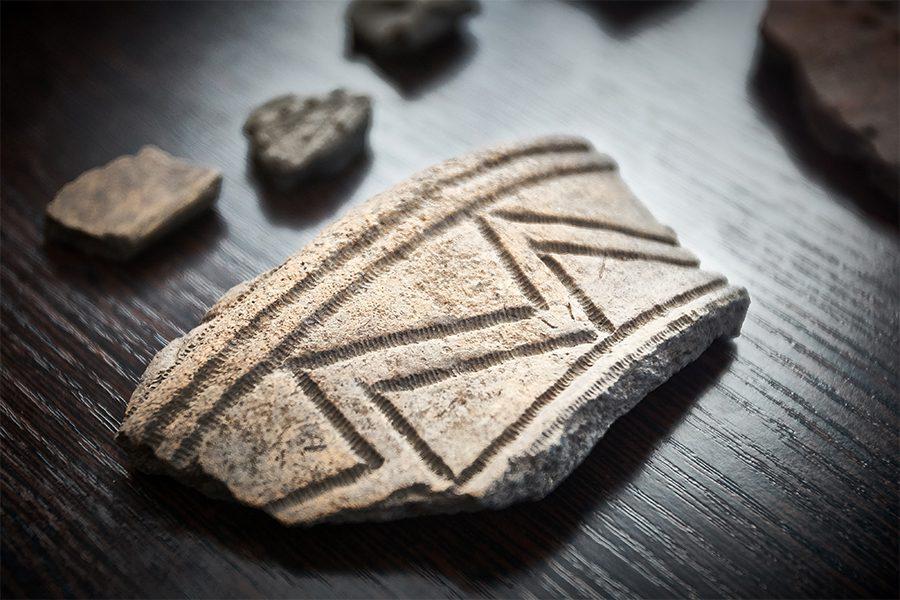 2 2 - <b>Стена на пустыре.</b> При строительстве защитных сооружений на границе снесли сотни археологических памятников - Заборона