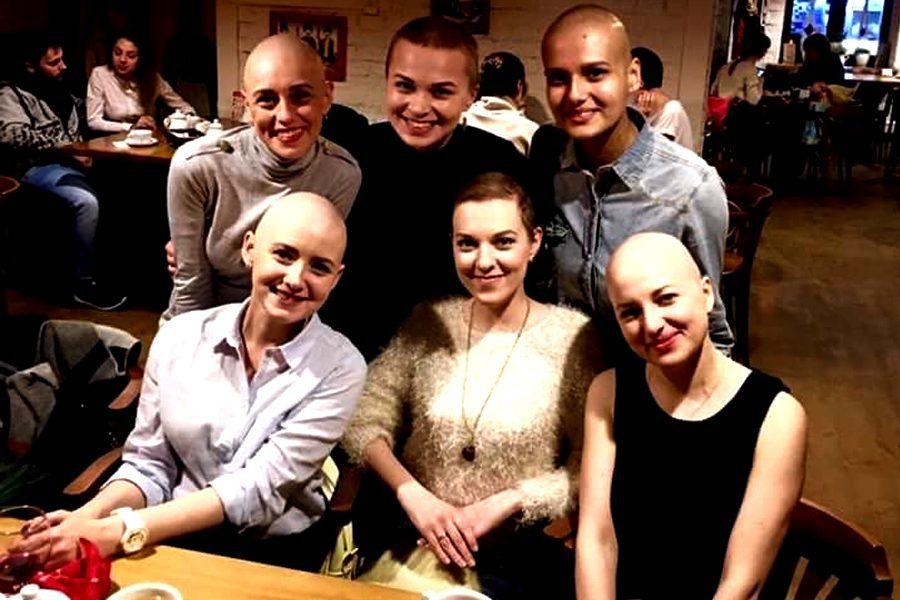 7 2 - <b>Не стесняться, а жить.</b> История о том, как преодолеть рак и стереотипы вокруг него - Заборона