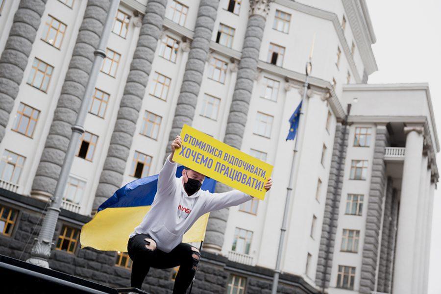 anna bobыreva 3 - <b>Рейвы за бортом.</b> Как карантинные ограничения убивают индустрию развлечений в Украине - Заборона