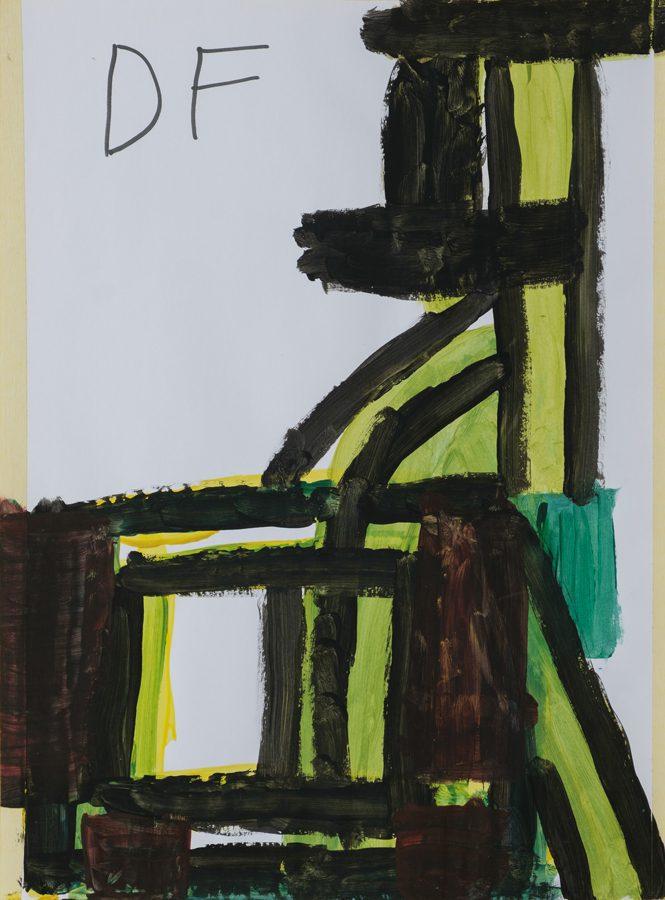 anna lytvynova portet zheny golubenczeva za maolbertom - <b>Нормальне мистецтво.</b> Заборона розповідає, хто та навіщо створив студію для художників із синдромом Дауна - Заборона