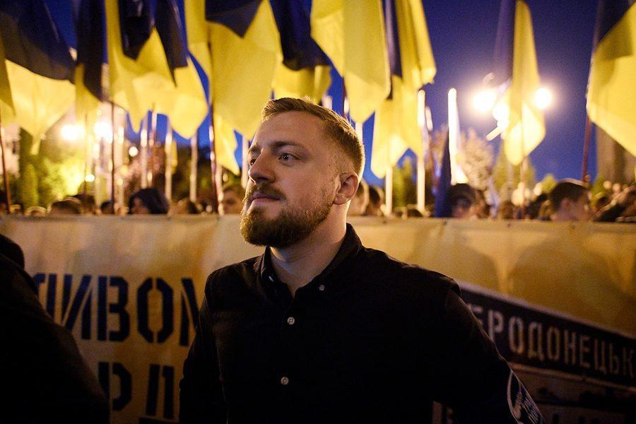 facebook.com b.khodakovsky - <b>Традиция и беспорядок.</b> Как ультраправые и консерваторы срывают мероприятия - Заборона