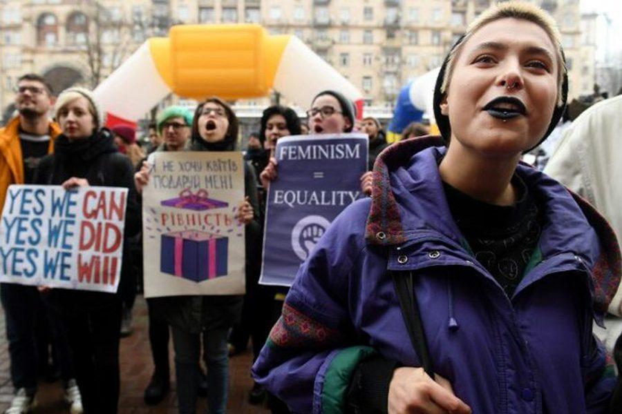 foto sergij supinskyj afp - <b>Гендер и выборы.</b> Рассказываем, почему в Украине так мало женщин-политиков - Заборона