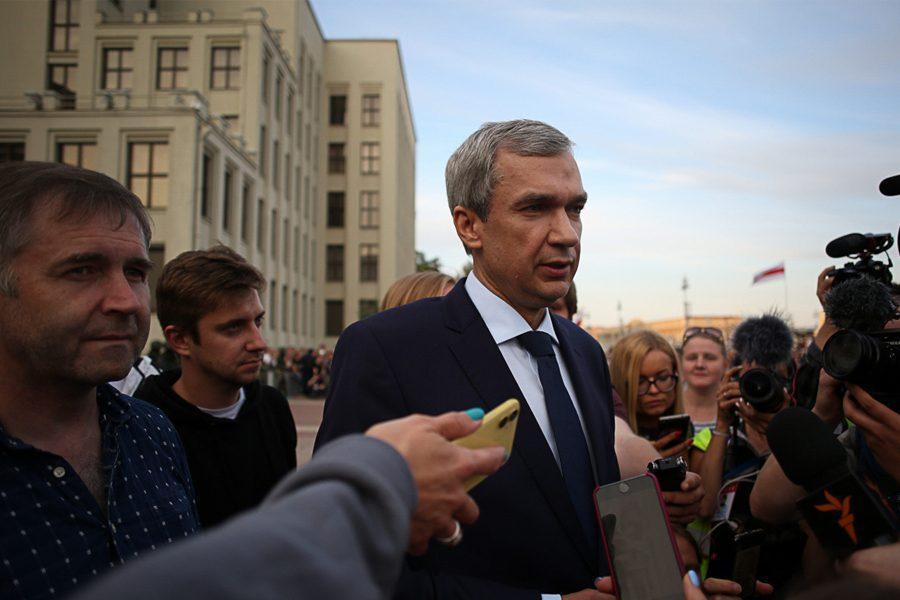 foto vadym zamyrovskyj tutby - <b>Режисер Міколай Халезін 20 років чинить опір режиму Лукашенка.</b> Заборона розповідає про політизацію білоруського театру - Заборона