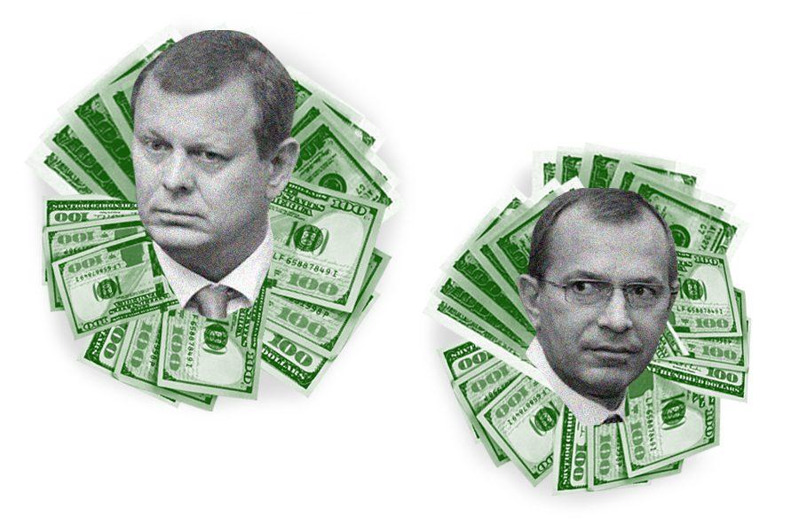 kluevu - <b>Скандальные FinCEN Files.</b> Рассказываем, какие украинские банки и олигархи фигурируют в расследованиях - Заборона