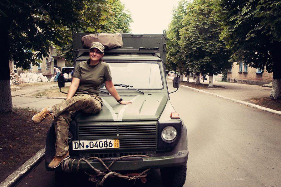 new - <b>«Война во мне навсегда».</b> Ветеранки рассказывают, почему написали книги о своей службе - Заборона