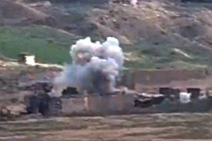 youtube 2 - <b>У Нагірному Карабасі поновились бойові дії. Це початок нової війни?</b> Заборона відповідає на головні питання - Заборона