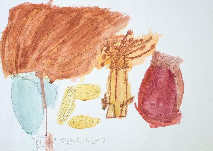 zhenya golubenczev 1 - <b>Нормальне мистецтво.</b> Заборона розповідає, хто та навіщо створив студію для художників із синдромом Дауна - Заборона