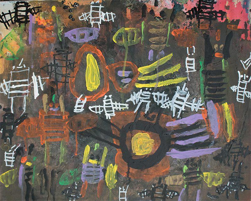 zhenya golubenczev - <b>Нормальне мистецтво.</b> Заборона розповідає, хто та навіщо створив студію для художників із синдромом Дауна - Заборона