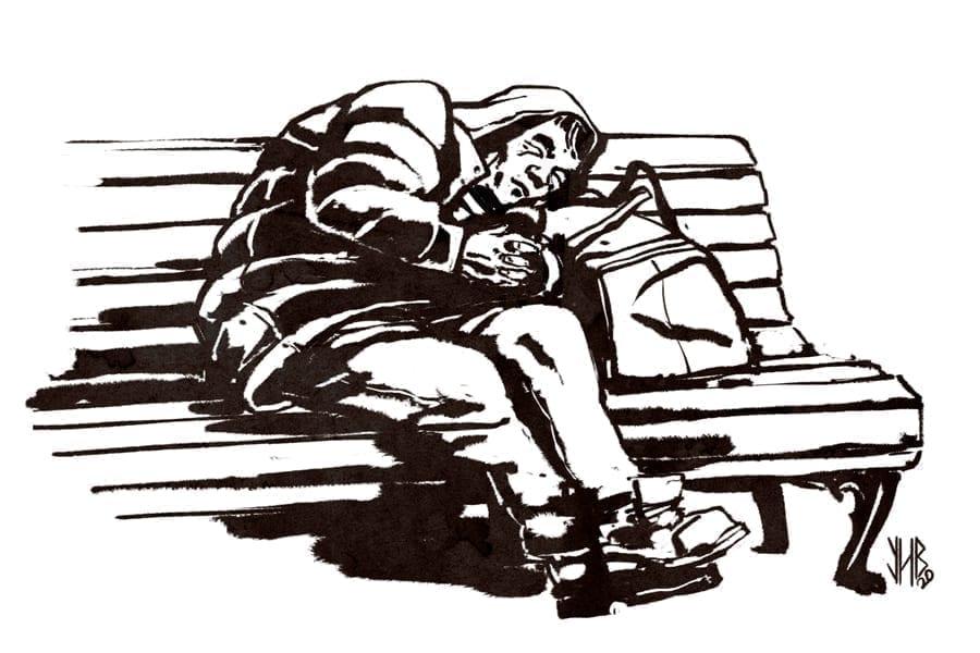 1 4 - <b>«Знущатися над людиною не можна, а над бездомними — дозволено».</b> Як в Україні задля втіхи вбивають безхатченків - Заборона