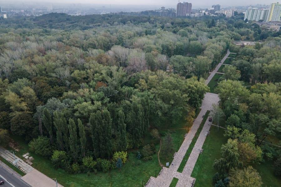 10 4 - <b>Простір забуття.</b> Як змінювався Бабин Яр під впливом радянської влади - Заборона