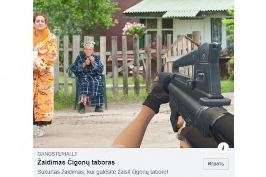 10 7 - <b>Постоянный фейс-контроль и класс «Ч»:</b> как живут ромы в Литве - Заборона