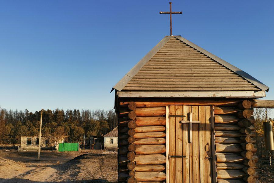 12 1 - <b>«Кому теперь нужна эта пустыня Сахара?»</b> В Луганской области горят леса и села, а волонтеры — тушат - Заборона
