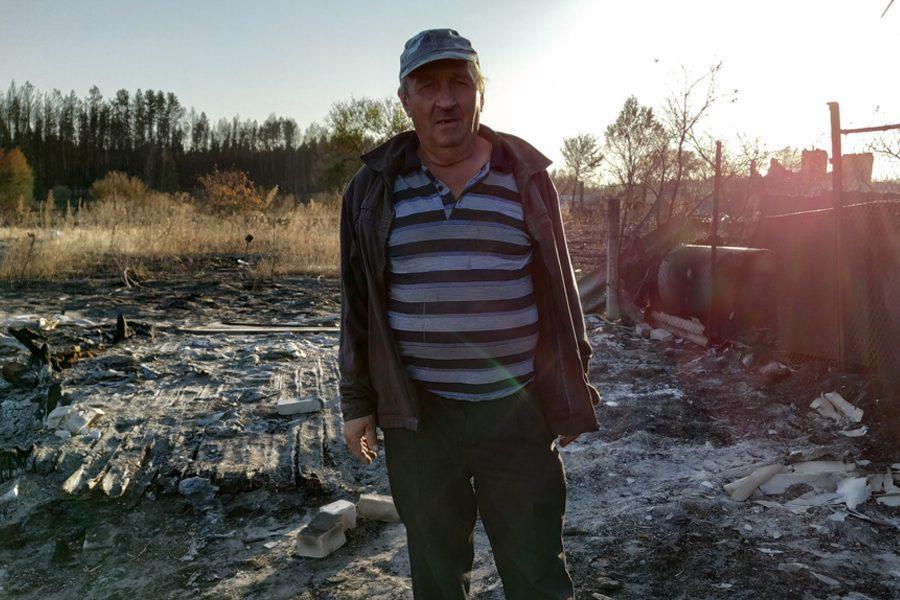 13 - <b>«Кому теперь нужна эта пустыня Сахара?»</b> В Луганской области горят леса и села, а волонтеры — тушат - Заборона