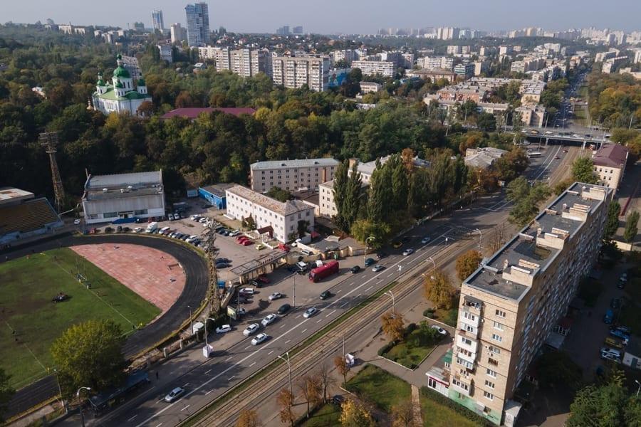 14 2 - <b>Простір забуття.</b> Як змінювався Бабин Яр під впливом радянської влади - Заборона
