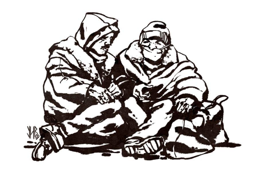 2 7 - <b>«Знущатися над людиною не можна, а над бездомними — дозволено».</b> Як в Україні задля втіхи вбивають безхатченків - Заборона