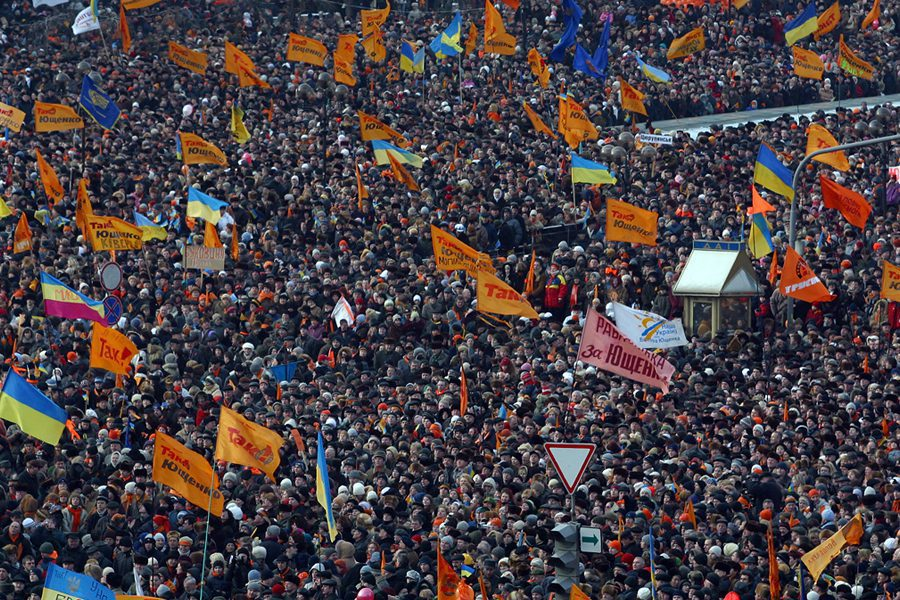 24 - <b>Головний кітч країни.</b> Чому Майдан Незалежності виглядає так, як зараз — і чи можна щось з цим зробити - Заборона