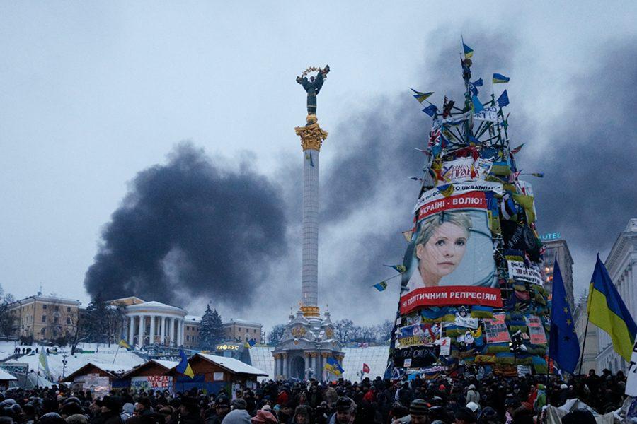 27 - <b>Головний кітч країни.</b> Чому Майдан Незалежності виглядає так, як зараз — і чи можна щось з цим зробити - Заборона