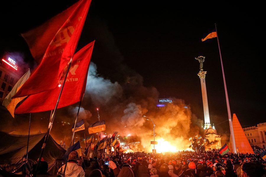 28 - <b>Головний кітч країни.</b> Чому Майдан Незалежності виглядає так, як зараз — і чи можна щось з цим зробити - Заборона