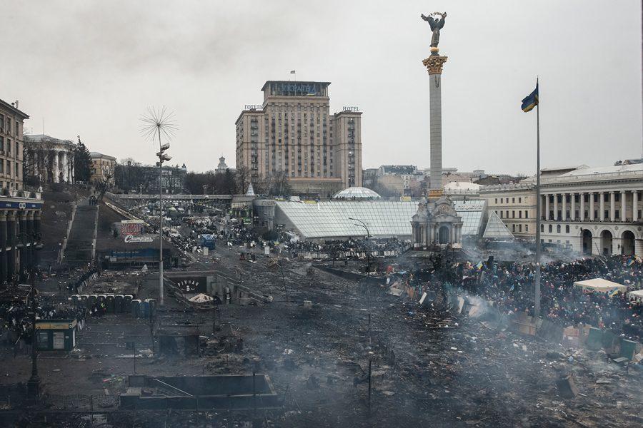 29 - <b>Головний кітч країни.</b> Чому Майдан Незалежності виглядає так, як зараз — і чи можна щось з цим зробити - Заборона