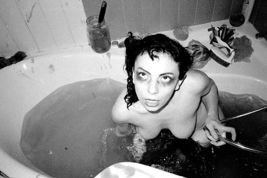 3 11 - <b>Нож в пизде.</b> История художницы АнтиГонны, создавшей жанр порноужасов - Заборона