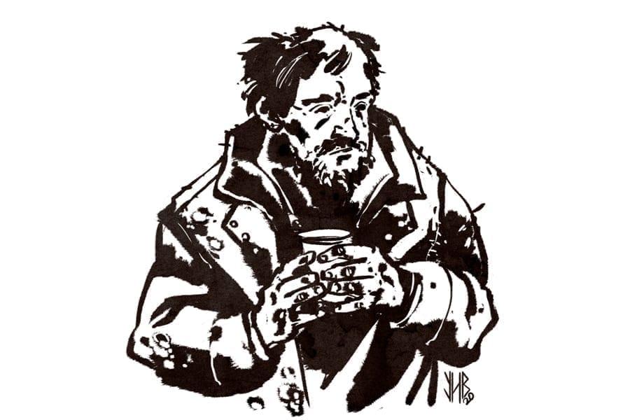 3 7 - <b>«Знущатися над людиною не можна, а над бездомними — дозволено».</b> Як в Україні задля втіхи вбивають безхатченків - Заборона