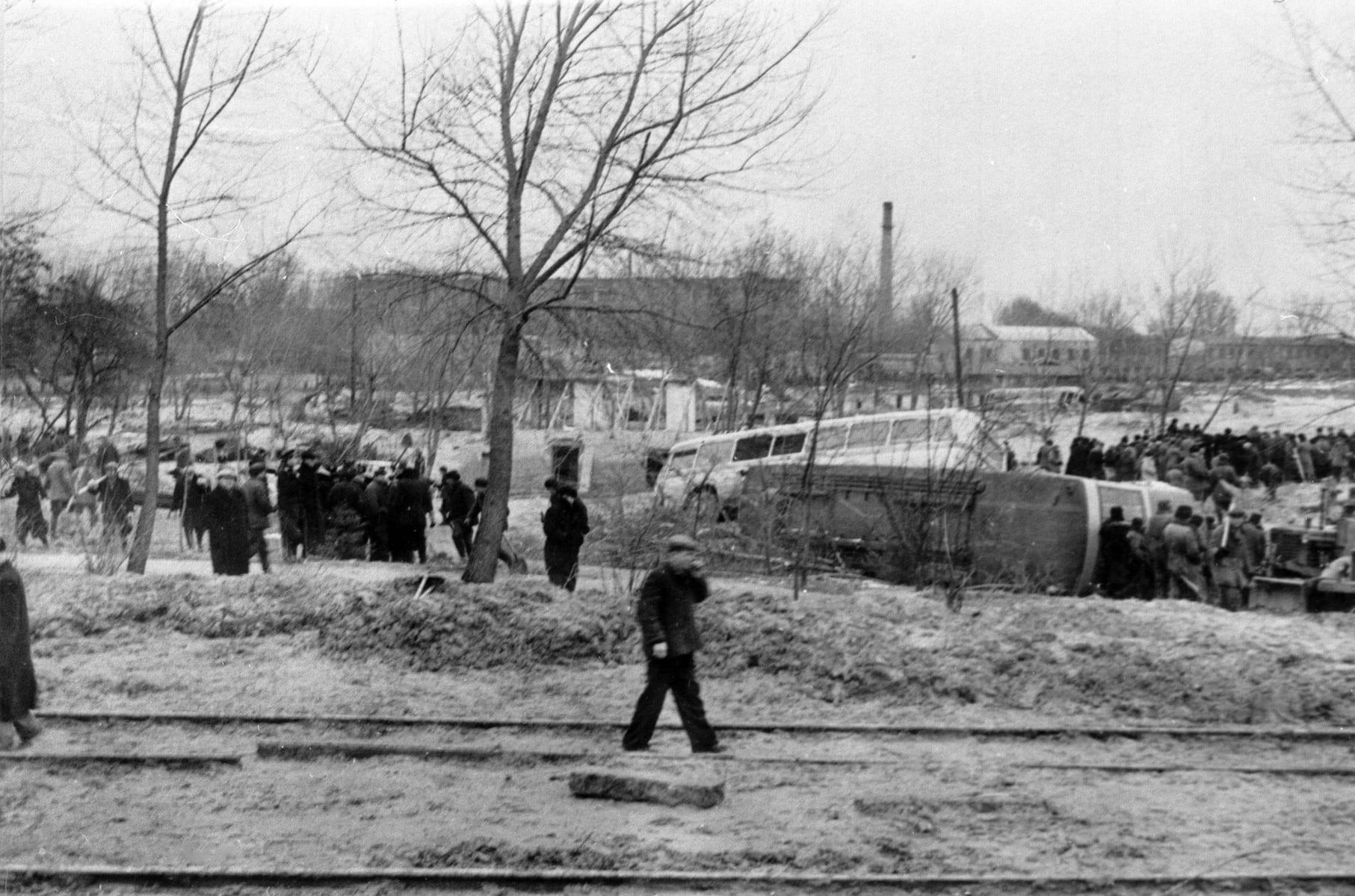 3 8 - <b>Простір забуття.</b> Як змінювався Бабин Яр під впливом радянської влади - Заборона