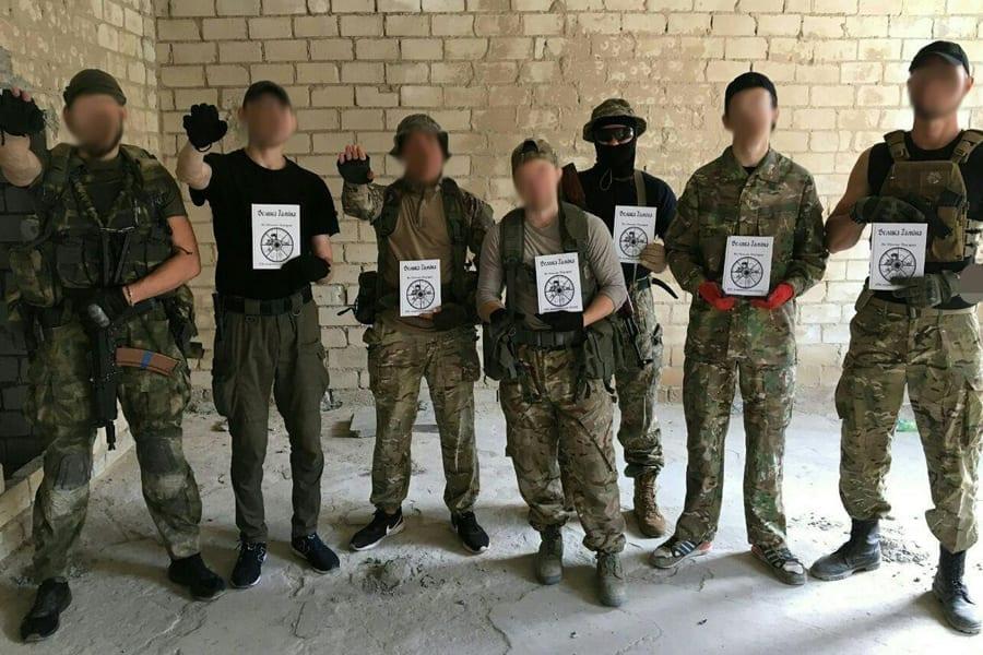 3 9 - <b>В Штатах вышла книга о сторонниках верховенства белой расы, среди которых есть и украинцы.</b> Заборона кратко пересказывает материал - Заборона