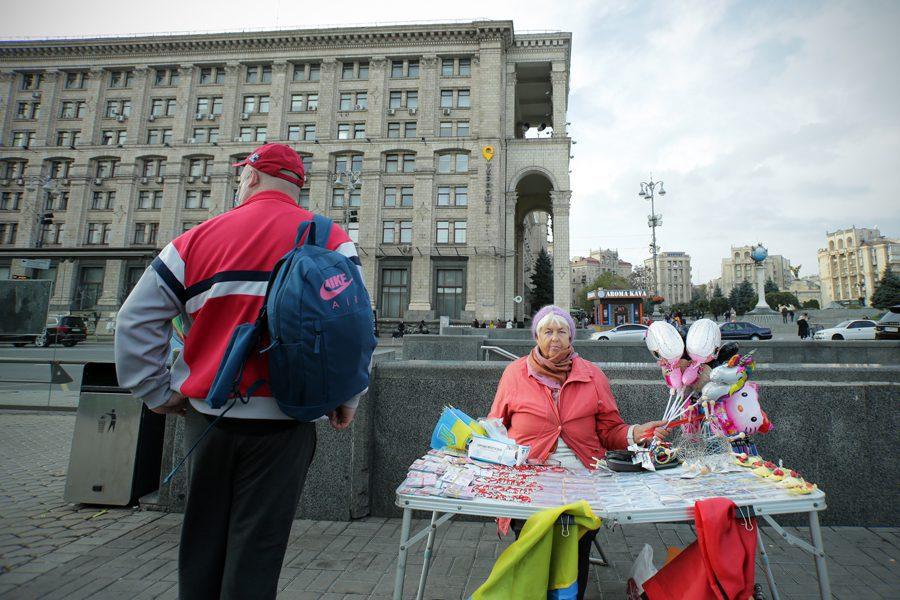 40 - <b>Головний кітч країни.</b> Чому Майдан Незалежності виглядає так, як зараз — і чи можна щось з цим зробити - Заборона