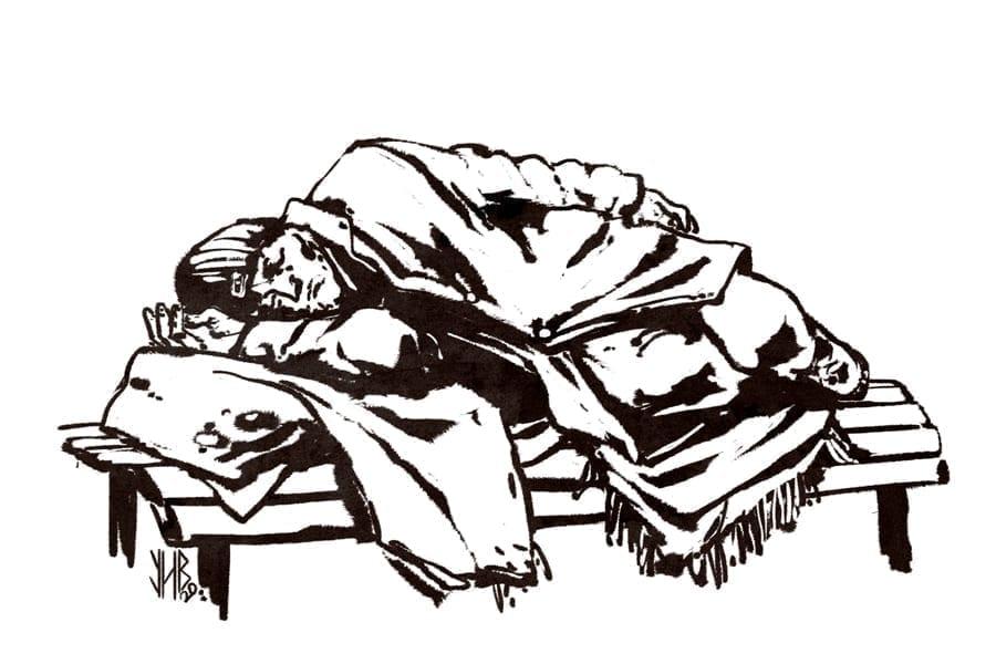5 6 - <b>«Знущатися над людиною не можна, а над бездомними — дозволено».</b> Як в Україні задля втіхи вбивають безхатченків - Заборона