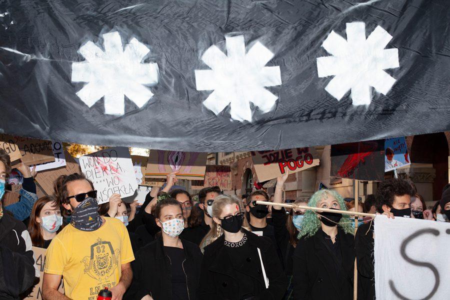 7 15 - <b>«Зйобуйте!».</b> Як у Польщі протестували проти заборони абортів — репортаж Заборони - Заборона