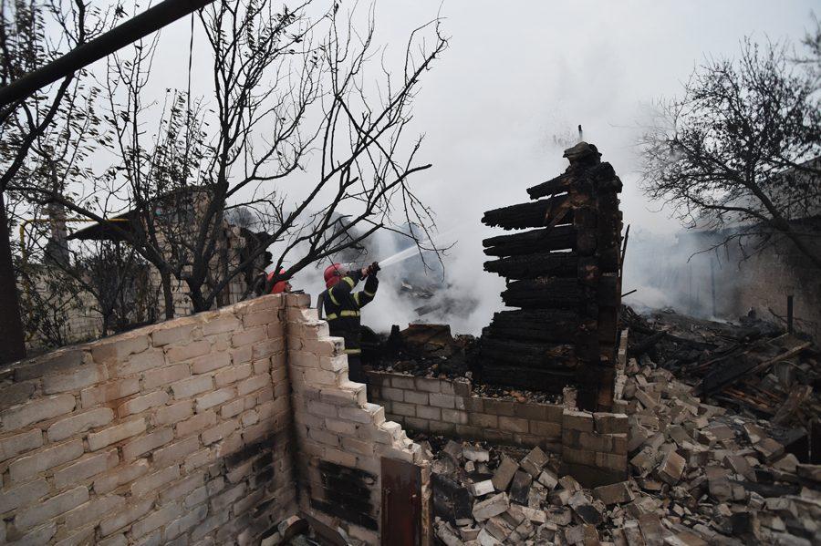 dsc 1177 - <b>«Кому теперь нужна эта пустыня Сахара?»</b> В Луганской области горят леса и села, а волонтеры — тушат - Заборона