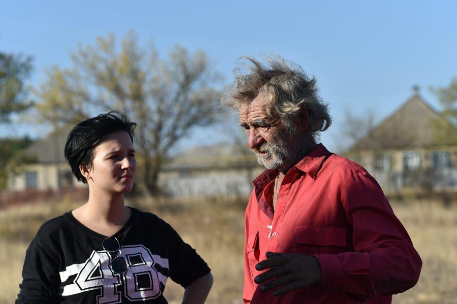 dsc 2173 1 - <b>«Кому теперь нужна эта пустыня Сахара?»</b> В Луганской области горят леса и села, а волонтеры — тушат - Заборона