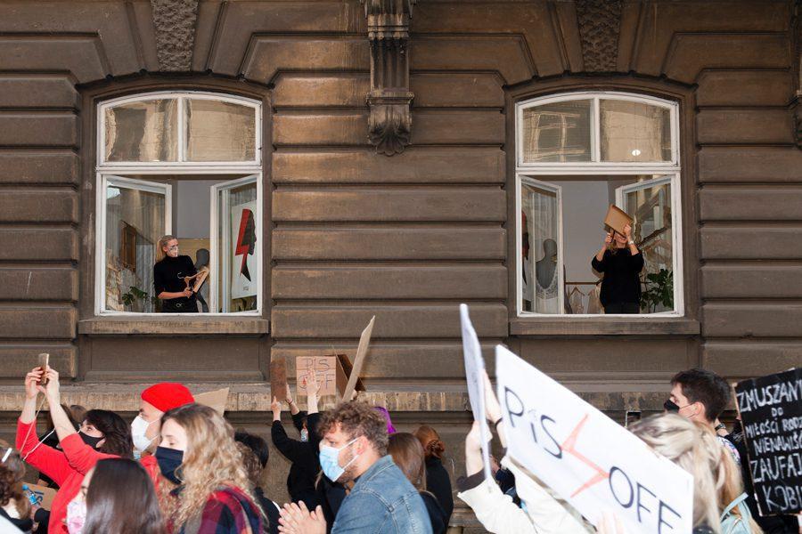 img 9988 - <b>«Зйобуйте!».</b> Як у Польщі протестували проти заборони абортів — репортаж Заборони - Заборона