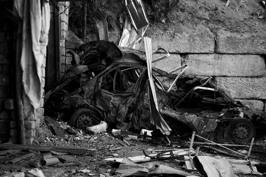 "karabakh day 1 5 - <b>""I Stay Here, So My Son Has Something To Fight For"". </b> Zaborona's report from Nagorno – Karabakh - Заборона"