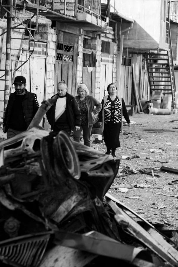 "karabakh day 1 7 - <b>""I Stay Here, So My Son Has Something To Fight For"". </b> Zaborona's report from Nagorno – Karabakh - Заборона"