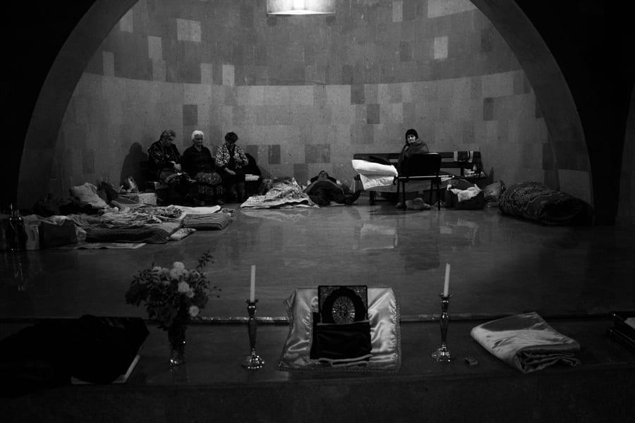 "karabakh day 1  1 - <b>""I Stay Here, So My Son Has Something To Fight For"". </b> Zaborona's report from Nagorno – Karabakh - Заборона"