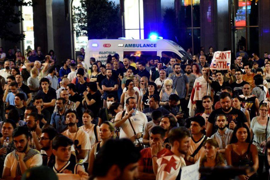 radiosvoboda - <b>В постсоветских странах то и дело вспыхивают вооруженные конфликты и протесты.</b> Рассказываем, что это значит - Заборона