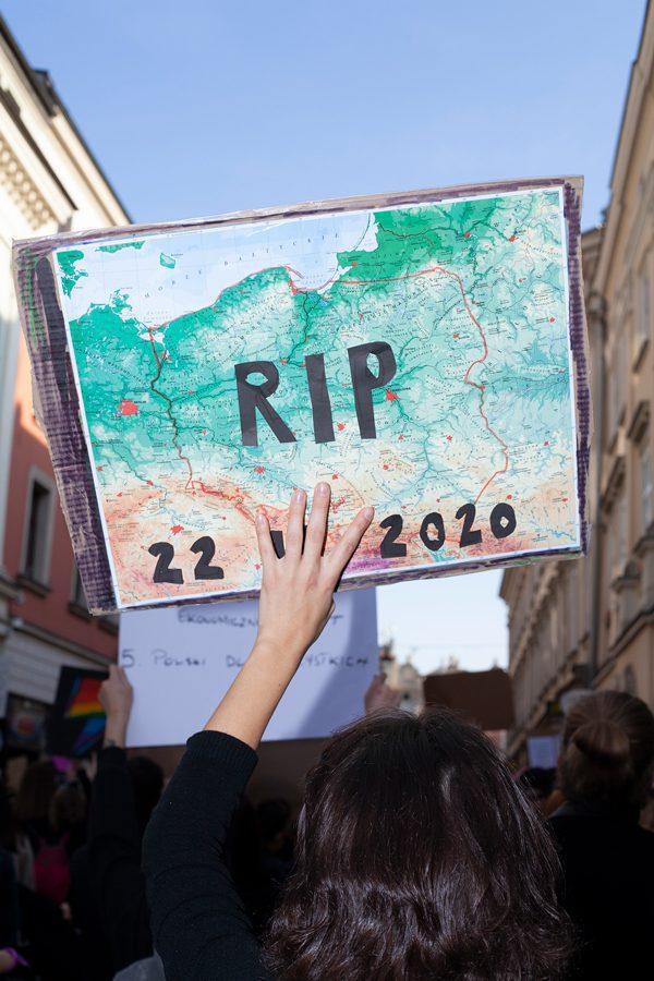 rip - <b>«Зйобуйте!».</b> Як у Польщі протестували проти заборони абортів — репортаж Заборони - Заборона