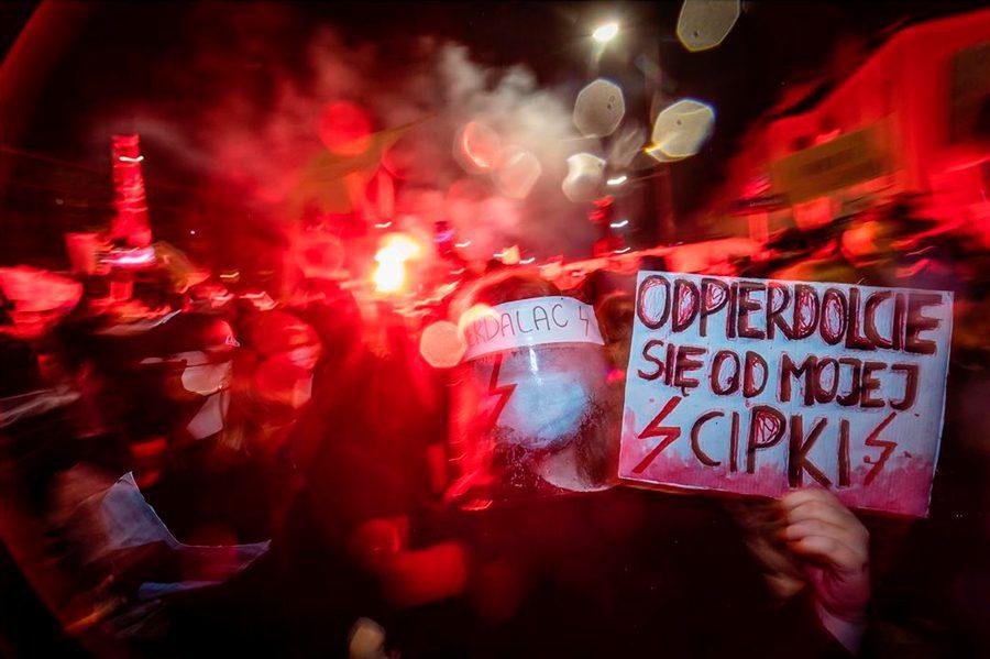 wojtekradwanski app 03 - <b>«Зйобуйте!».</b> Як у Польщі протестували проти заборони абортів — репортаж Заборони - Заборона