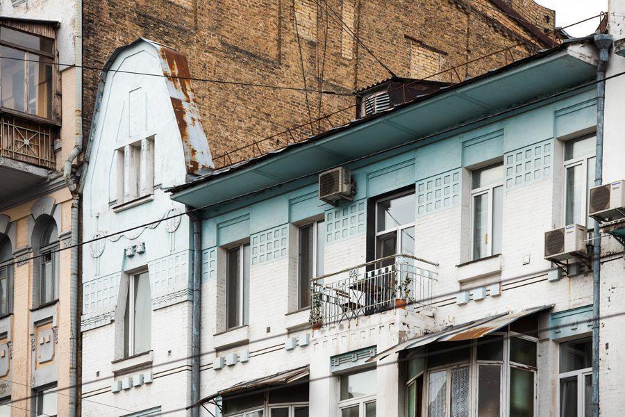 11 3 - <b>Партизанская архитектура.</b> История «левого» архитектора Сергея Тимошенко, который боролся за независимость Украины - Заборона