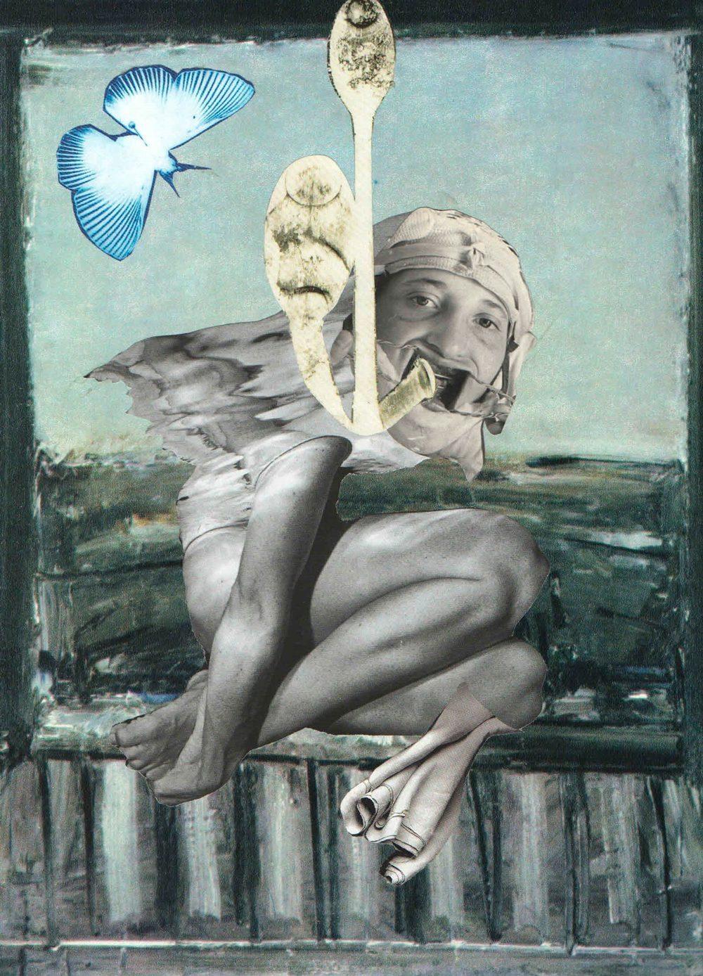 16 6 - <b>Запредельные сущности.</b> Андрей Страхов — в «Уровне цензуры» - Заборона