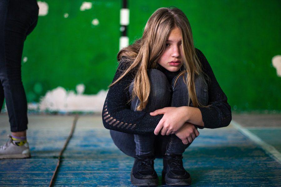 4 2 - <b>Звуки и позы Донбасса.</b> Театральный проект «Город с собой» рассказывает о жизни школьников из прифронтовых городов - Заборона