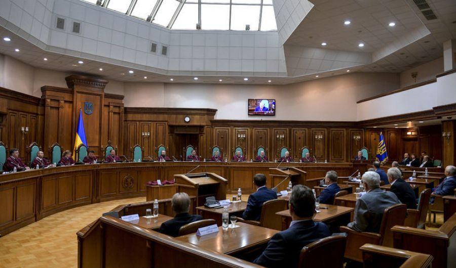 97 - <b>Зеленський хоче розпустити Конституційний суд, але це незаконно.</b> Заборона разом з юристами аналізує, які є виходи з політичної кризи - Заборона