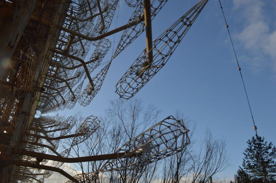 foto z ian bancroft flickr  - <b>У Чорнобильській зоні зафіксували перевищення радіації в сотні разів.</b> Однак це не привід панікувати — і ось чому - Заборона