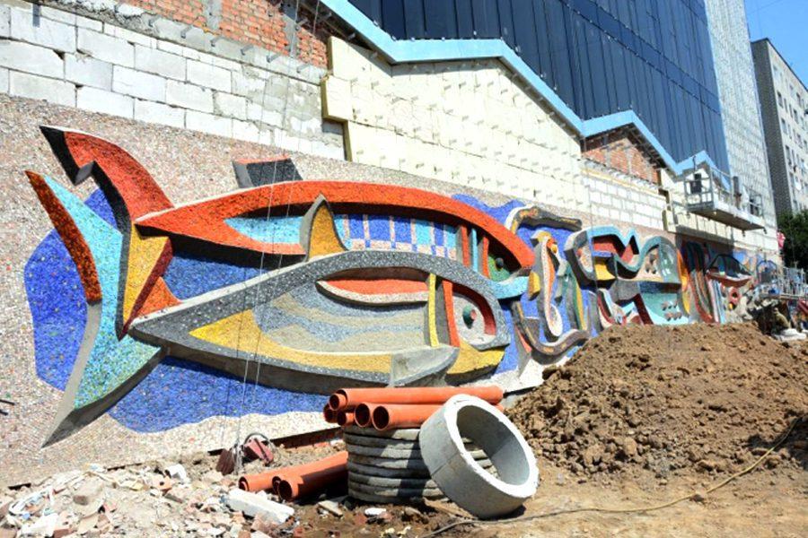 untitled 1 1 - <b>Произведения, которые растворяются в урбанистическом пейзаже.</b> Почему советские мозаики — это искусство и как его спасти - Заборона